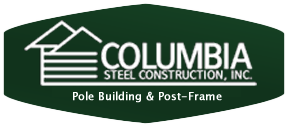 colukbia steel construction logo
