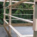 Endwall framing detail